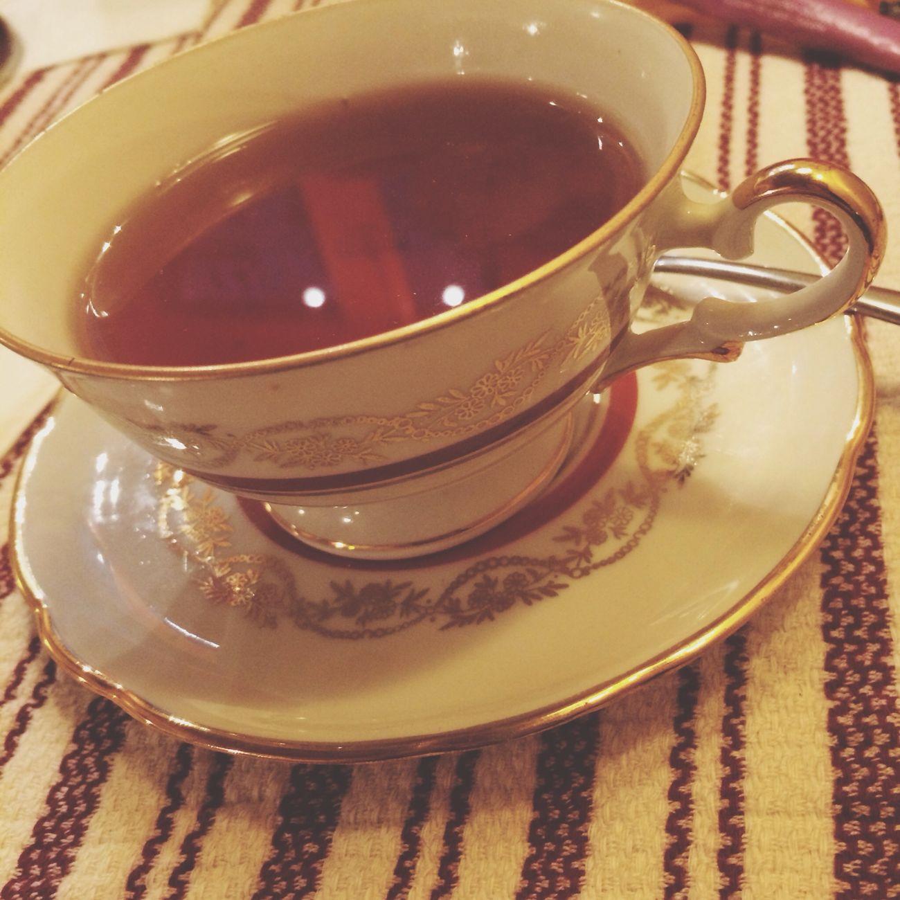 Teatime Tea ☕️