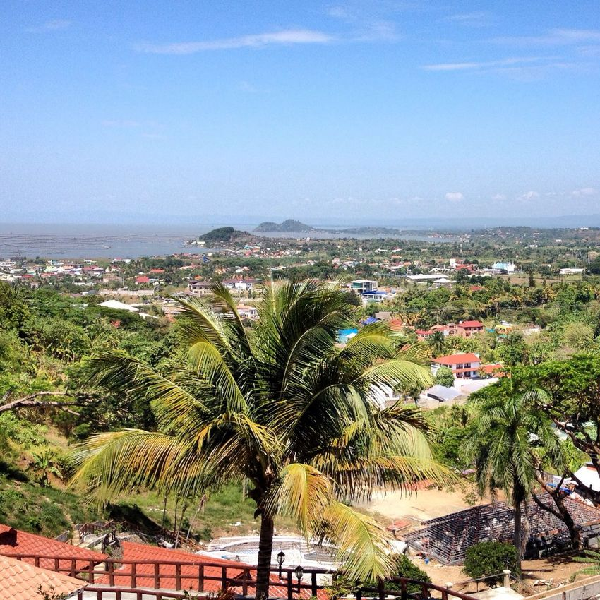 The view of sol y viento! Philippines Itsmorefuninthephilippines Travel Traveling