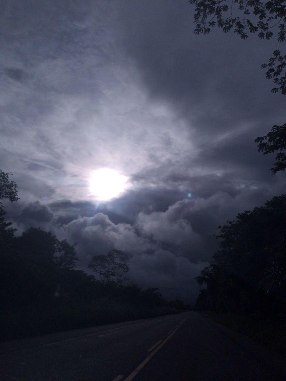 BR 316 rodovia Pará Maranhão , final de tarde de domingo 05/04 na estrada!!