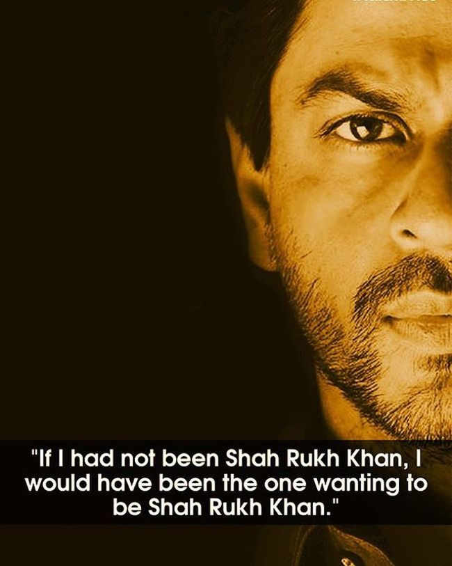 Not Only KING, But A Motivator...!!! HappyBirthday KingKhan Srk @iamsrk