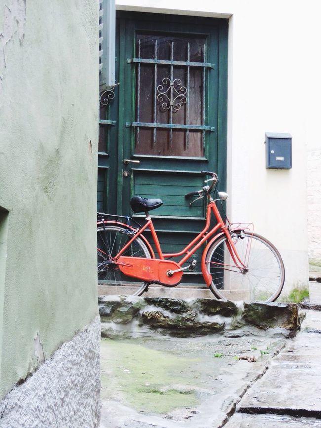 Doors Bikes Streetphotography Old Buildings Street Life Seaside_collection Seaside Streets