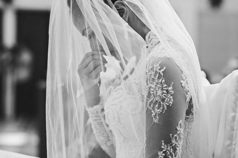 Wedding Tearsofjoy Blessed  Wedding Photography Blackandwhite B&W Portrait