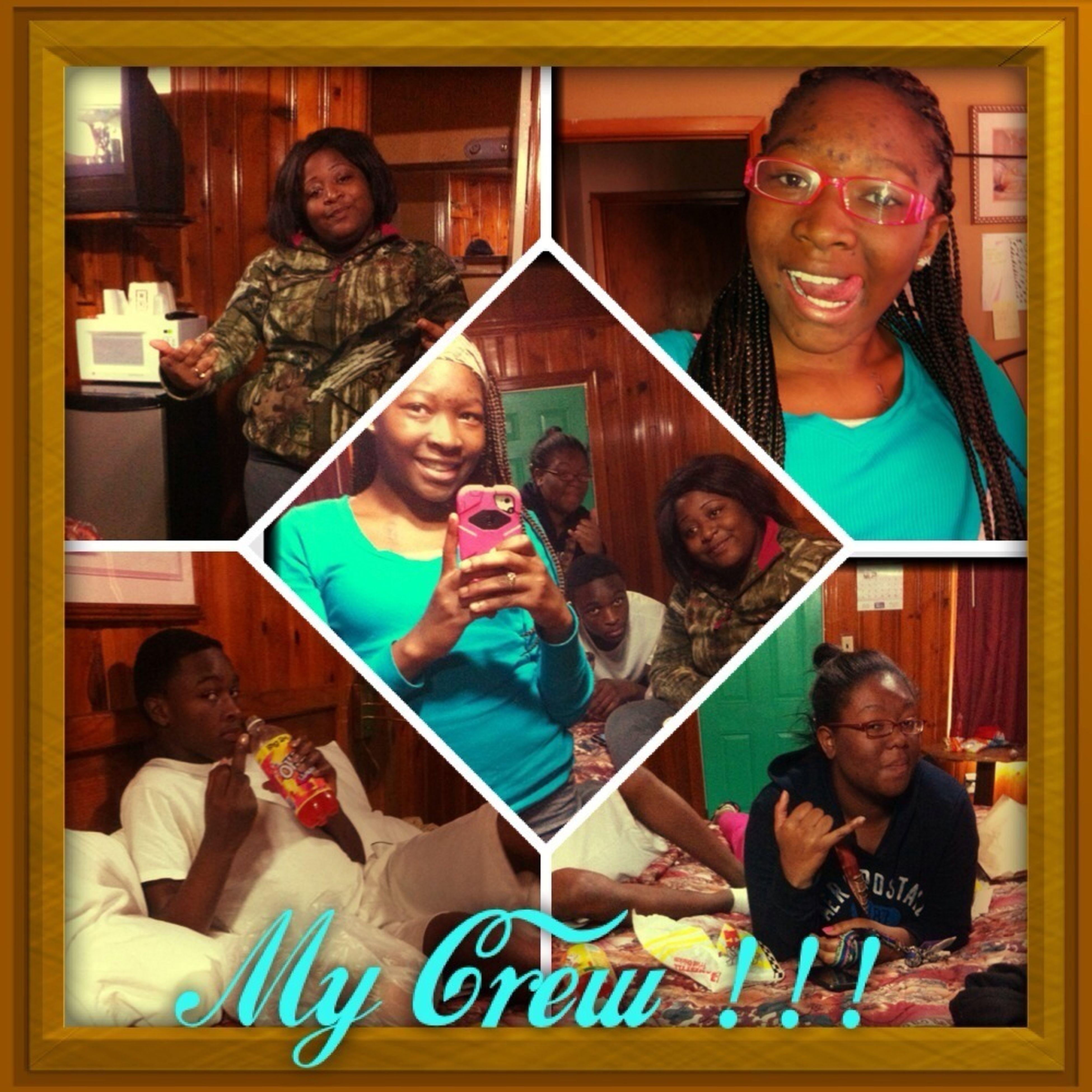 My Crew !!!