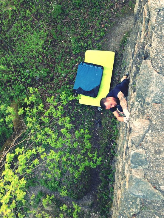 Good Times GoodTimes Bouldering Germany Fun Hanging Out Highball Loveit That's Me