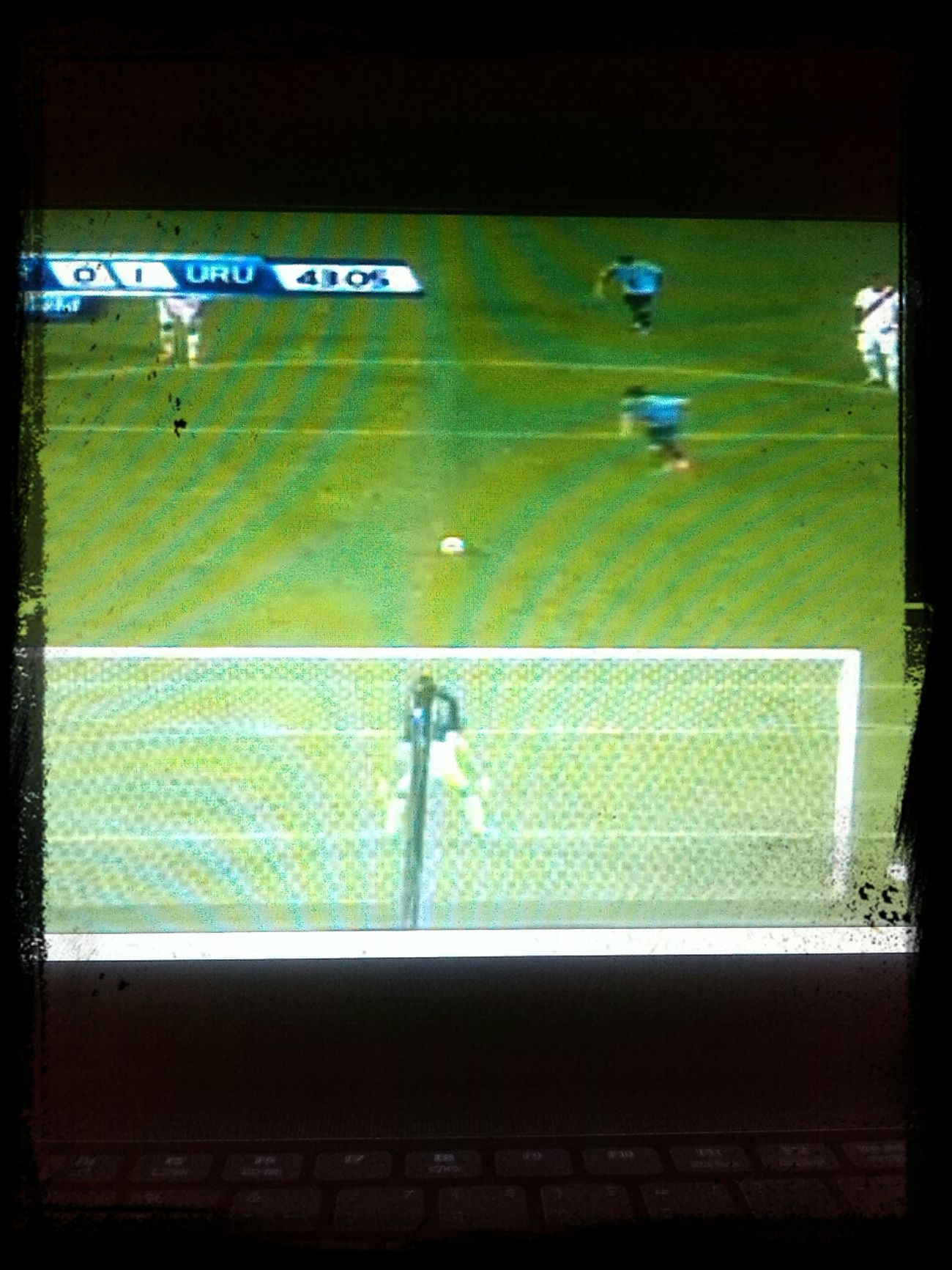 Uruguay Luis Suarez Göl Eliminatorias