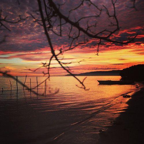 Just another day in Sumbawa Jobatheavenonearth @hillsidebeachclub @klikarbain Sunrise Yellow Color Sumbawa Island Beach Sun INDONESIA Tourism Instago Instanusantara Kelilingnusantara Describeindonesia