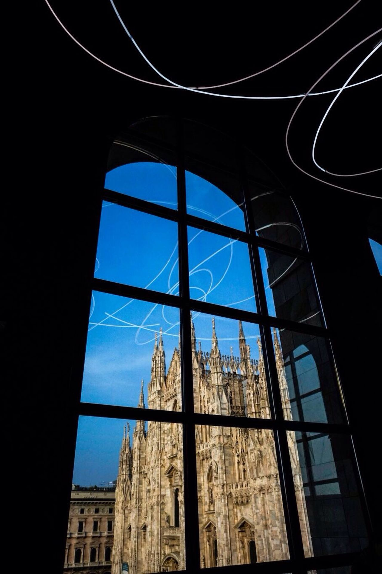 Architecture Window Built Structure Sky Building Exterior No People City Day Outdoors Museodel900 Milano Duomo View The Week On EyeEem Photography
