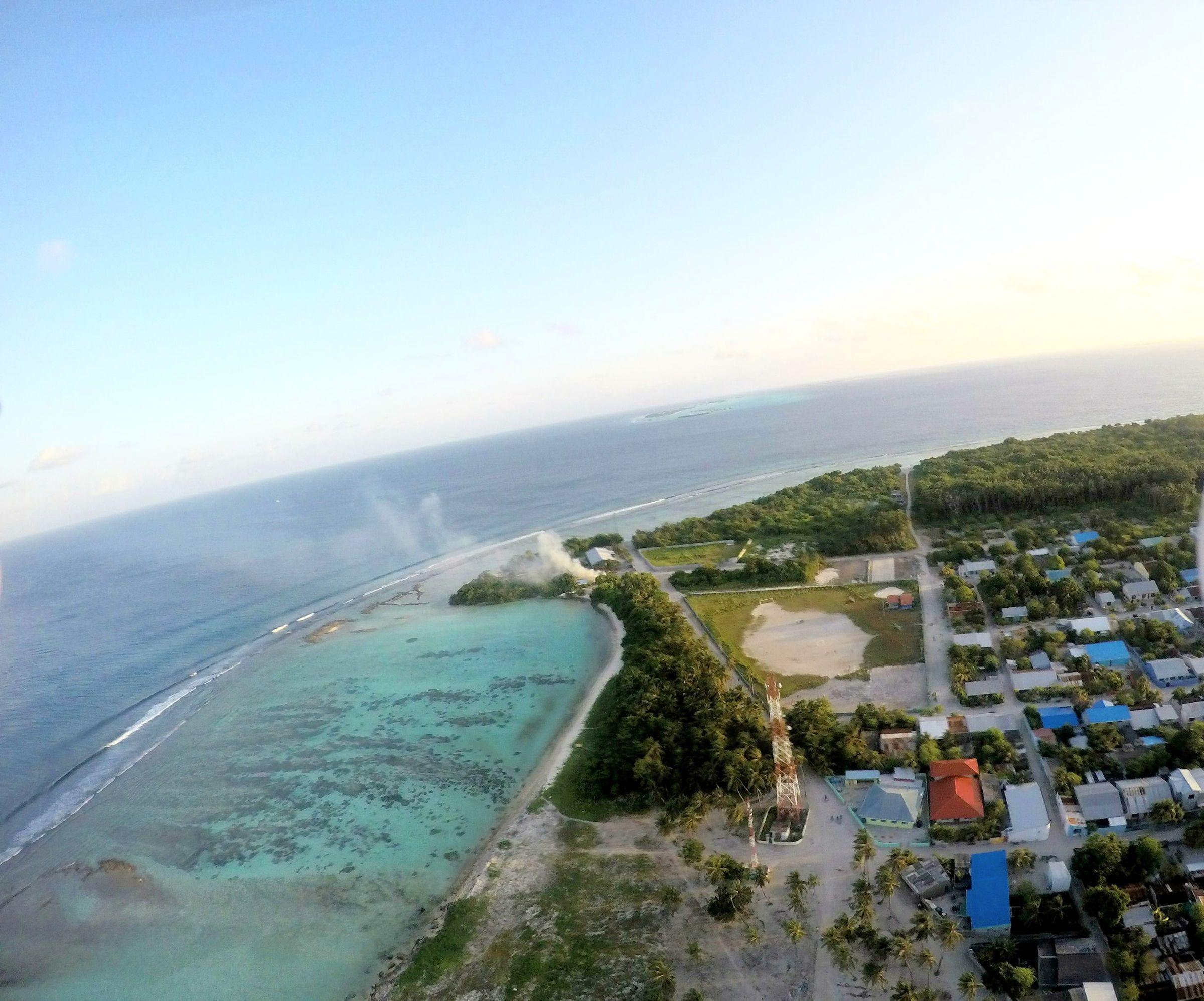 Manadhoo Noonu Atoll Noonucapital Manesh