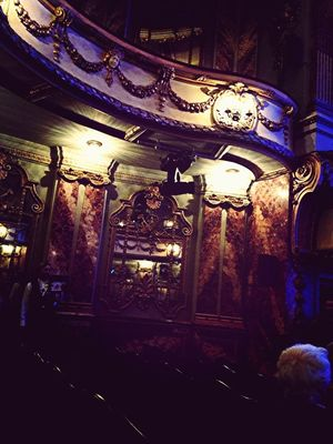 Theater at Novello Theatre by Nine