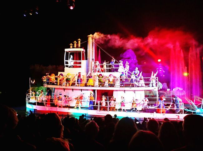 Disney Fantasmic