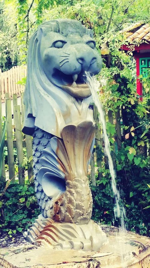 Statue Sculpture Art And Craft Built Structure Architecture Building Exterior Water Fountain Outdoors No People Mythology Creativity Eyem Best Shots EyeEm Best Shots EyeEm Gallery Catching A Moment On Camera Beauty In Nature Nature Animal Themes