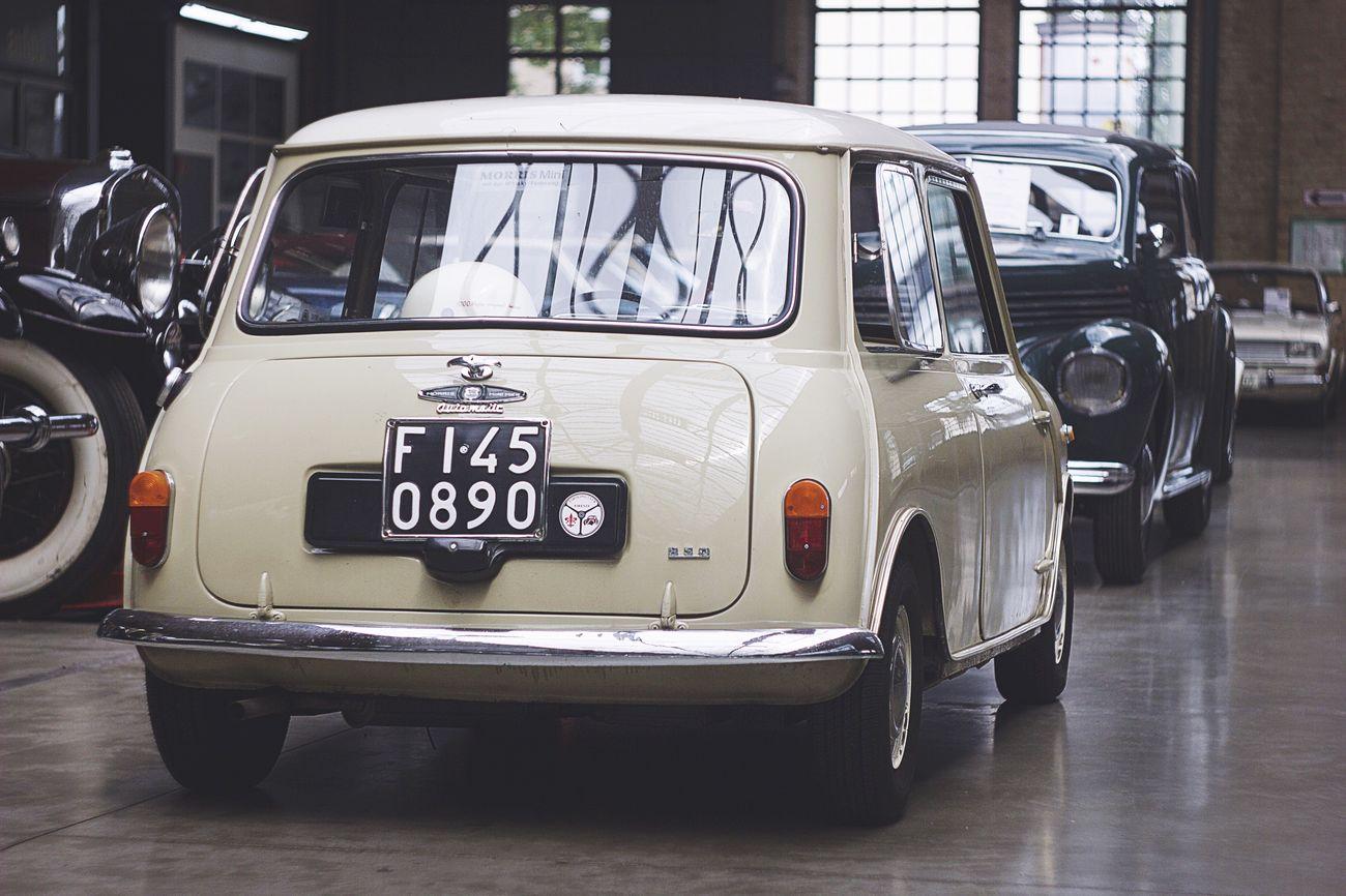 Mini Cooper Mini Cooper Classic Car Vintage Vintage Cars British