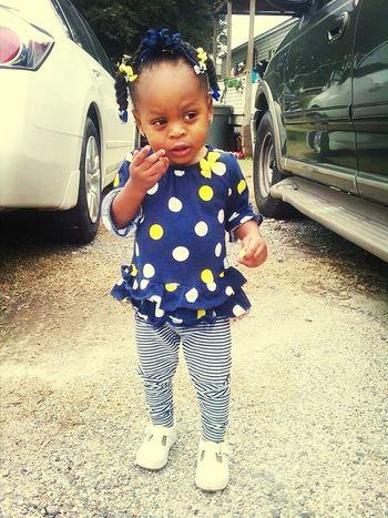 My baby girl