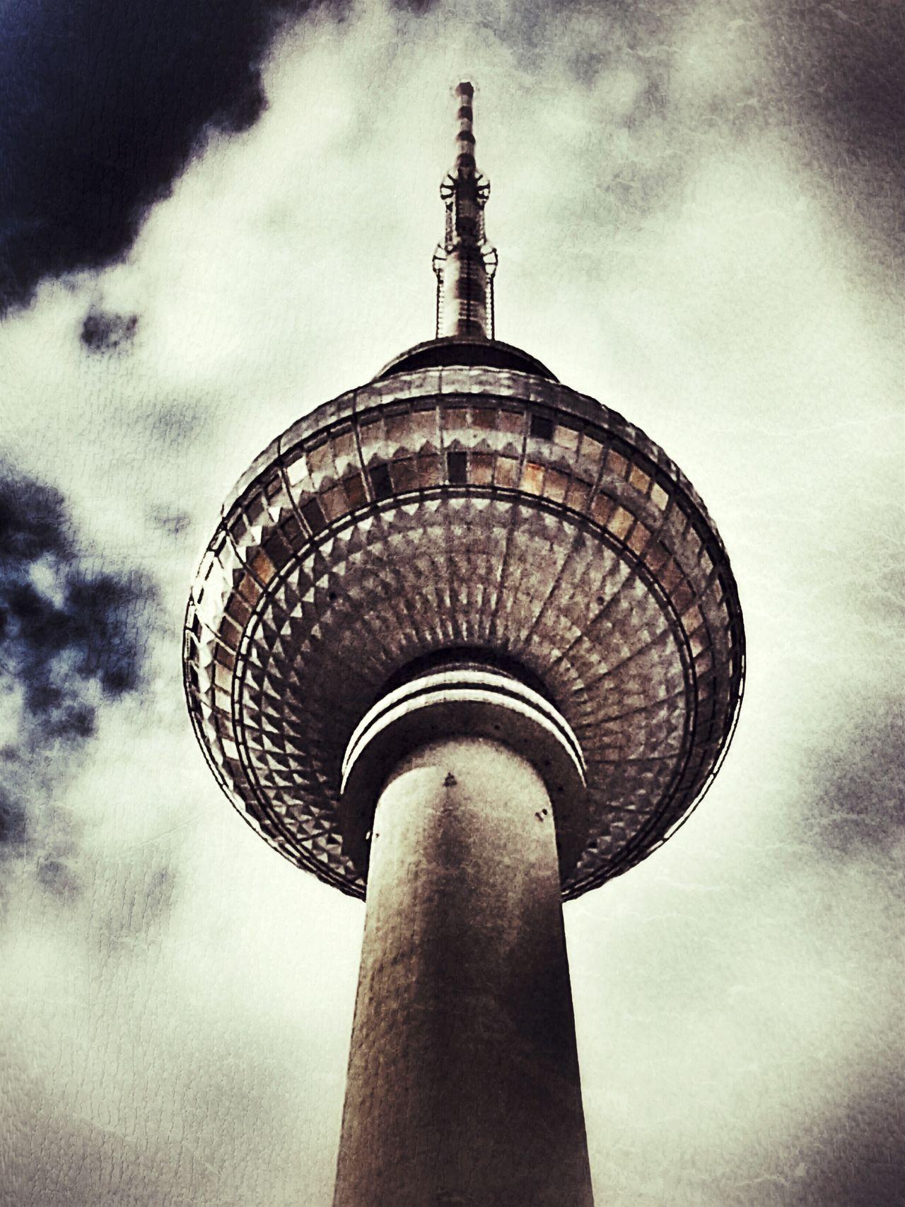 Tvtower Tvtower #berlin #alexanderplatz Tvtowerberlin Fernsehturm Alexanderplatz Alex Berlin Berliner Ansichten