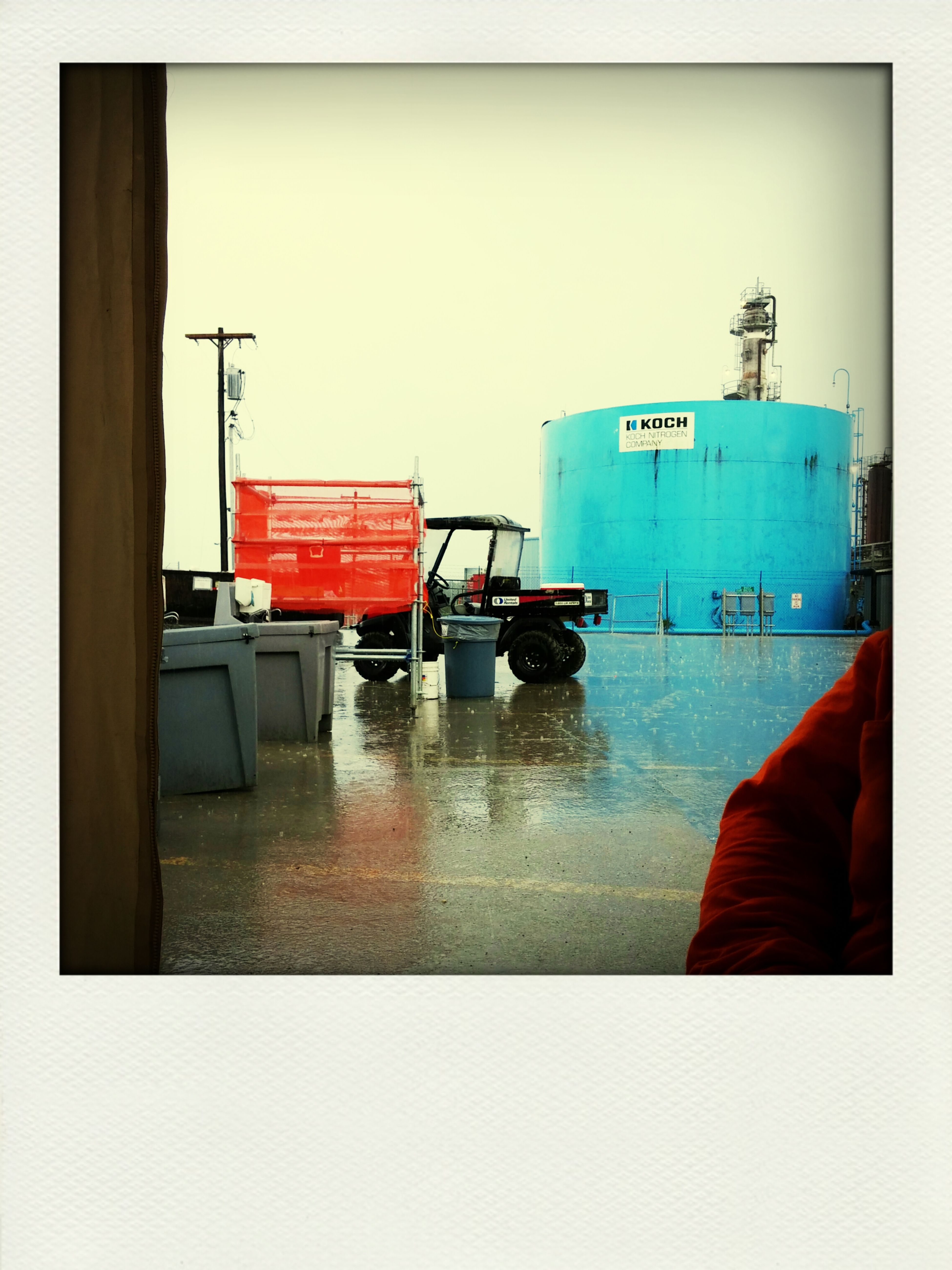 Rainy Days At The Job First Eyeem Photo