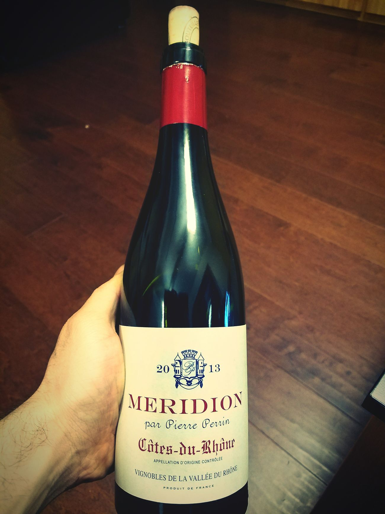 French Wine Red Wine Selection