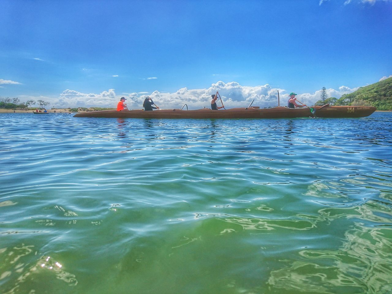 Sea Water Outdoors Sky Summer Vacations Beach Nature Blue Day Beauty In Nature People Scenics Clear Water Swimming Canoeing Beach Lovers Beach Activity Beach Fun Autumn🍁🍁🍁 Rowing Currumbincreek Goldcoastbeach