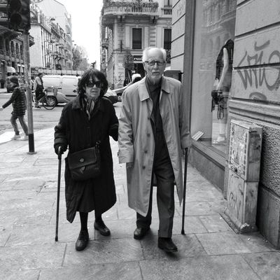 streetphotography in Milan by Giovanna