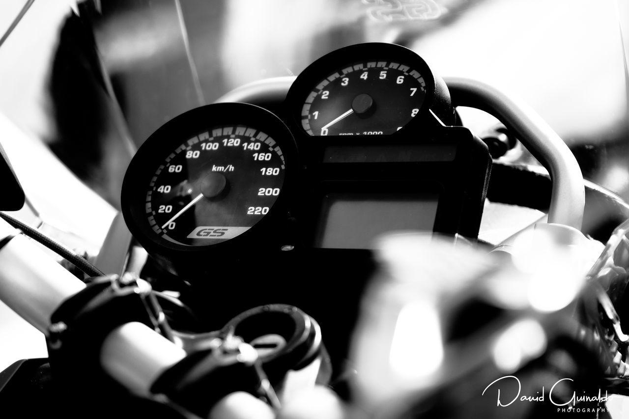 Black & White Black And White Blackandwhite Motobike Speed Speedometer