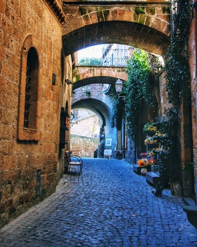 Orvieto, Italy Travel Travel Photography Traveling Arch Architecture Built Structure Day Italian Italy No People Orvieto Outdoors Travel Destinations