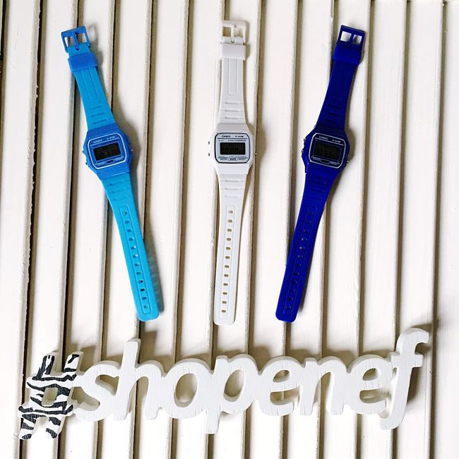 Shopenef  F91w Casiovintage Casio Watch Casiowatch Casio