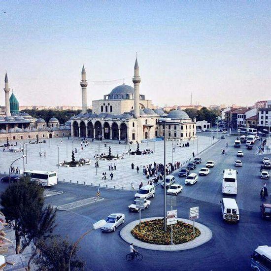Mevlana Konya Turkey