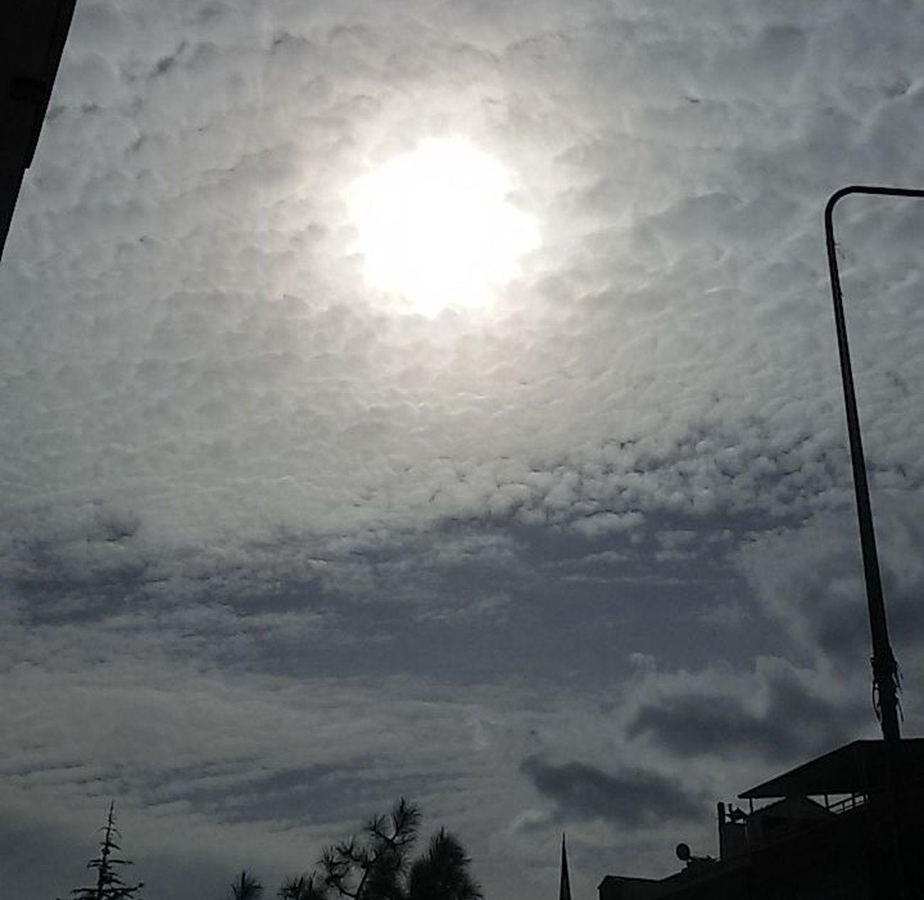 Sun Sky Cloud Lookatsky Cloudsstory Goodmorning :) World Miracle Of Life