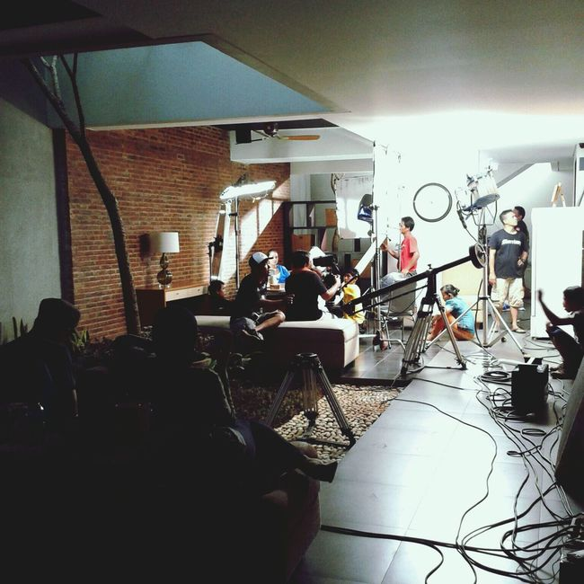 Another TV commercial production Filmmaking Commercials Production Design