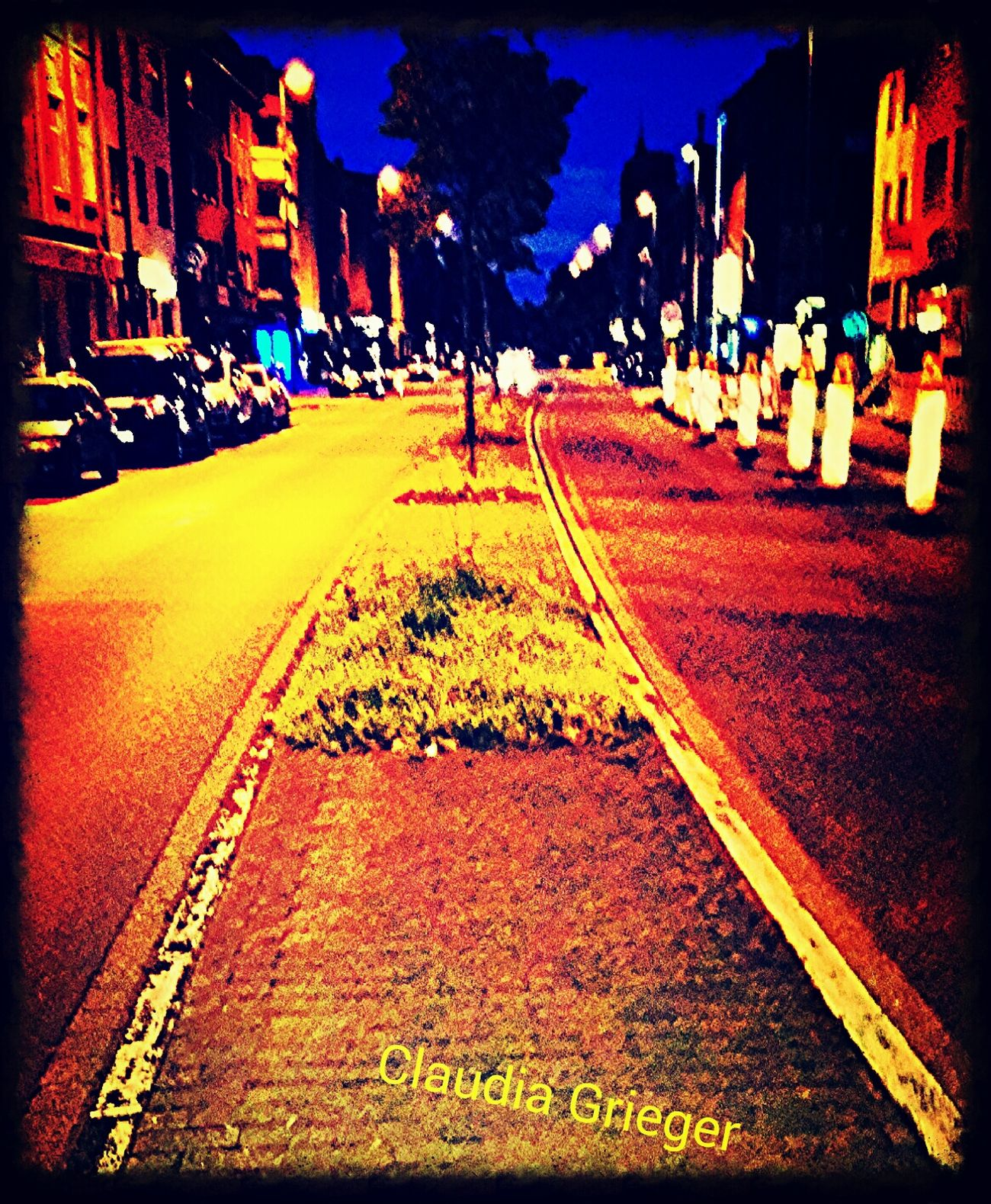 Nachts unterwegs Check This Out NY Streetlife / Meatpacking District Streamzoo and the streamzoofamyli