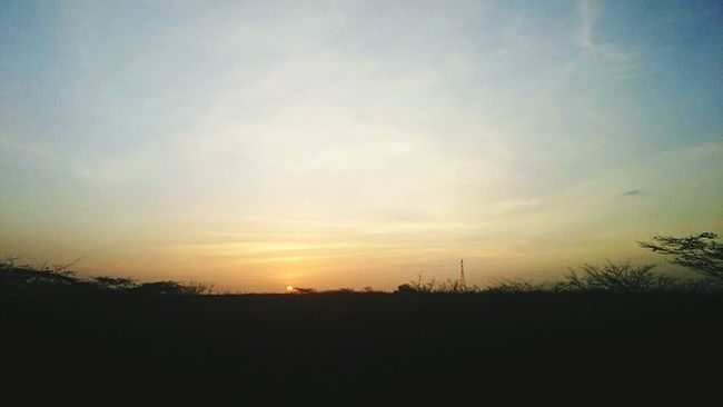 Hanging Out Taking Photos Check This Out Hello World That's Me Sunset Hi! La Guajira Colombia Paradise Colombia
