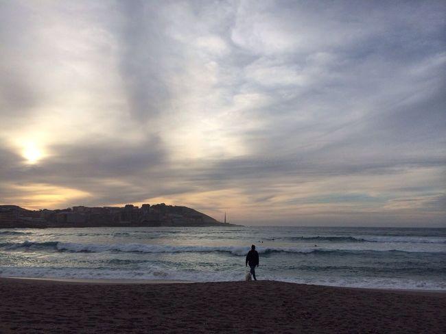 A Coruña Vivirnacoruñaquebonitoé Praia