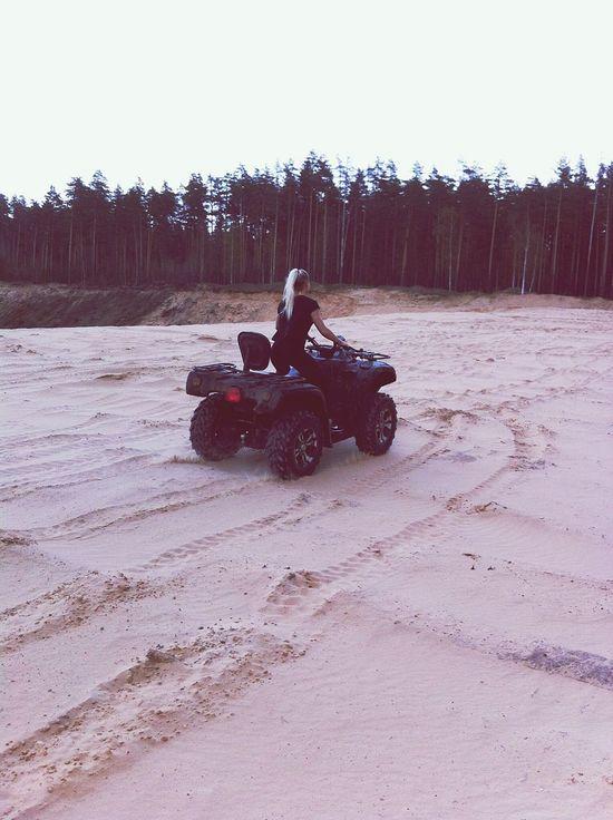 Hi! That's Me Atv Love Atv ATV Ride