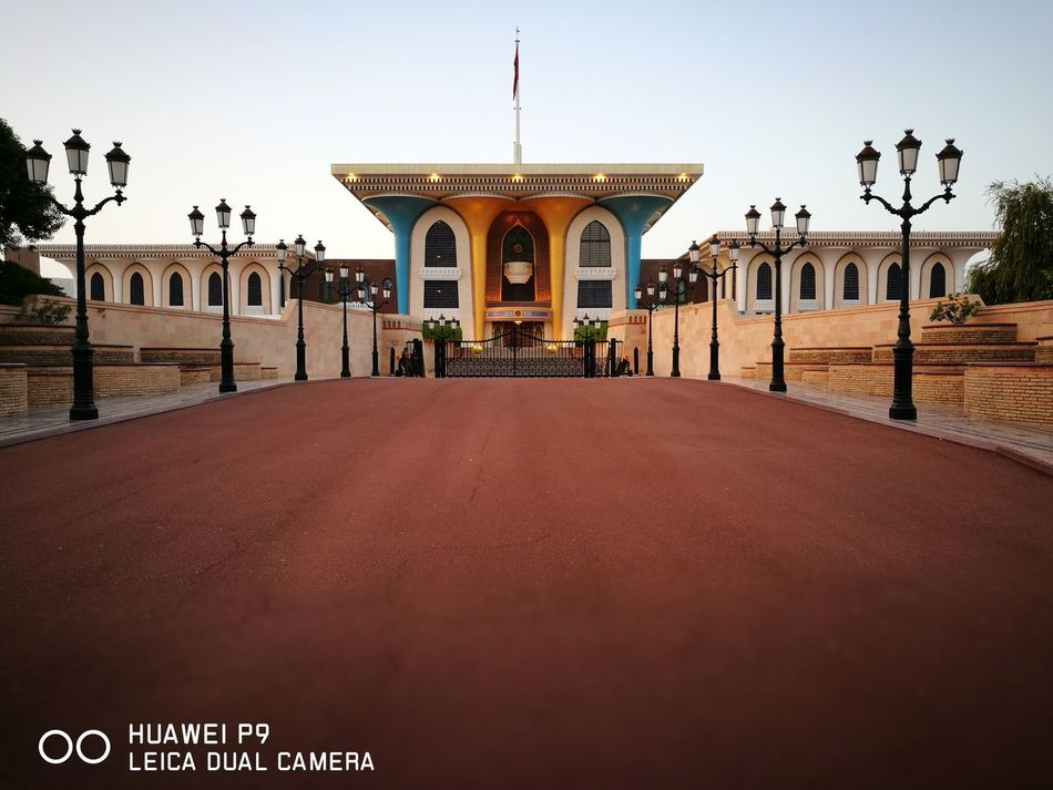 Being A Tourist Tourists Oman_photography Landscape_Collection Sultan Palace