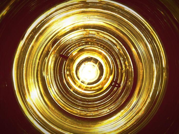 Pivitol Ideas ~ Photo by, Miss Six Chartreuse Spiral Illuminations