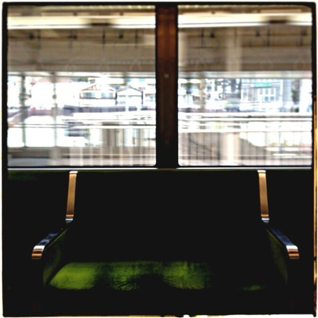 Afternoon Public Transportation Local 阪急電車