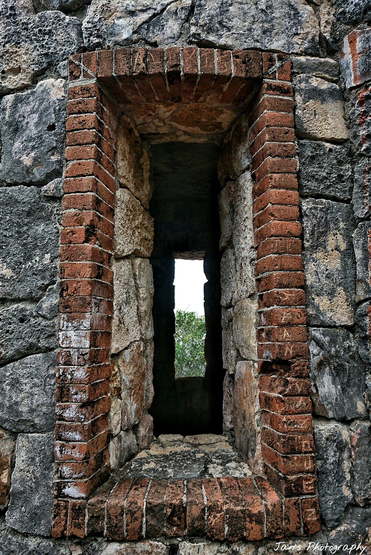 Sony A6000 Sonymirrorless Old Architecture Old Buildings Old Castle Castle Ruin Castle Window Old Castle Fuerte Capron Puerto Rico Guanica, PR EyeEm Best Shots EyeEm Gallery
