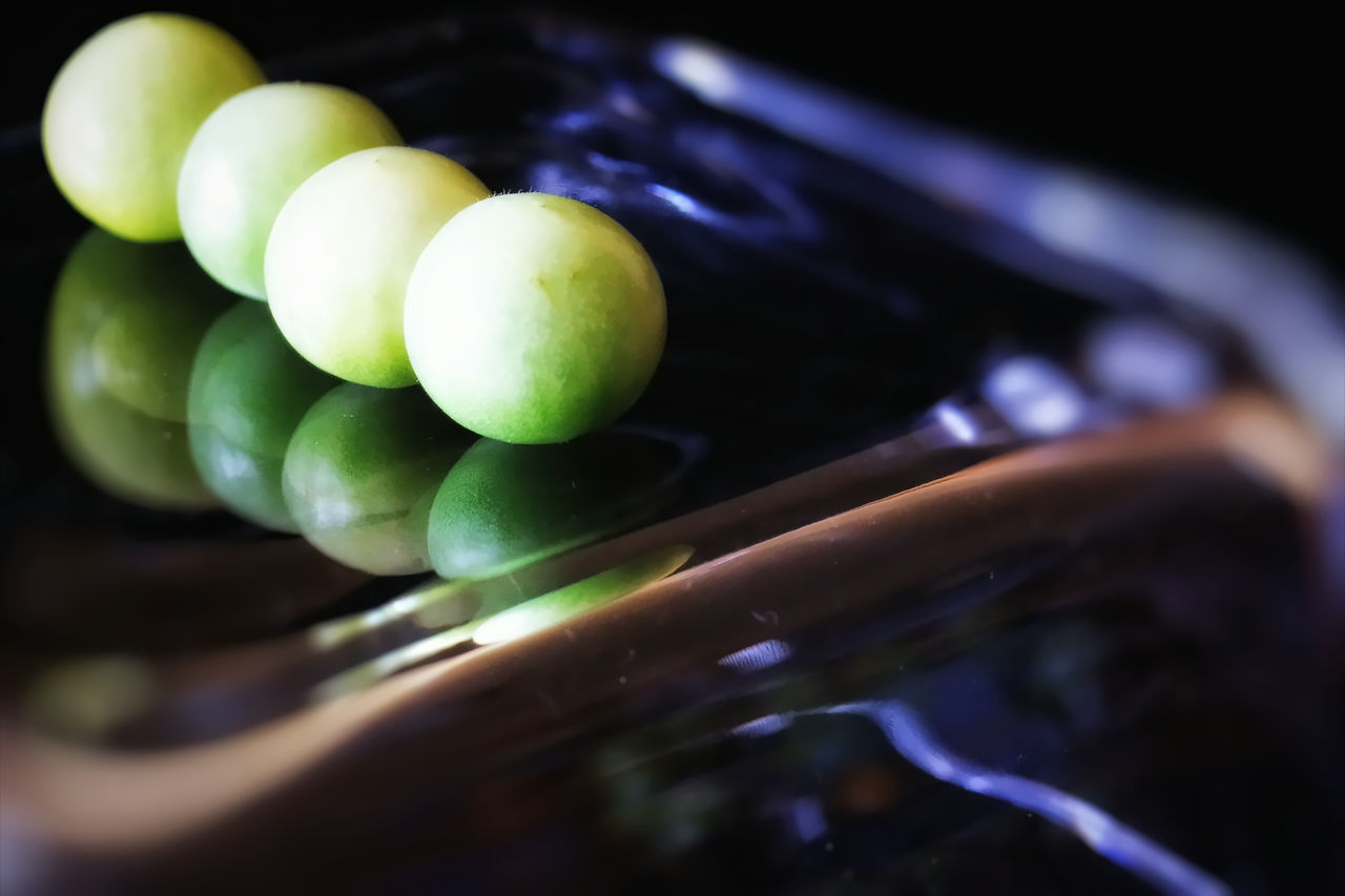 Ball Sport Tennis Ball Tennis Close-up Ball Court Black Background No People Day Racket Sport Outdoors Canonphotography Canon600D Jacqueline Schreiber Multi Colored Green Tomatoes Vintage Lens On Modern Camera Vintage Lens Magic Vintage Lenses