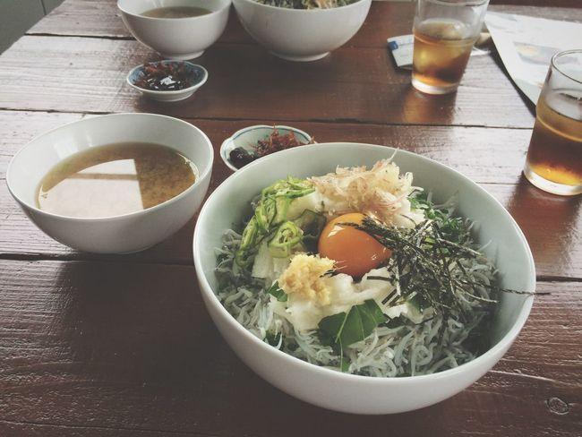 Yummy Food Foodporn Japan Japanese Food Donburi Eating Shorttrip