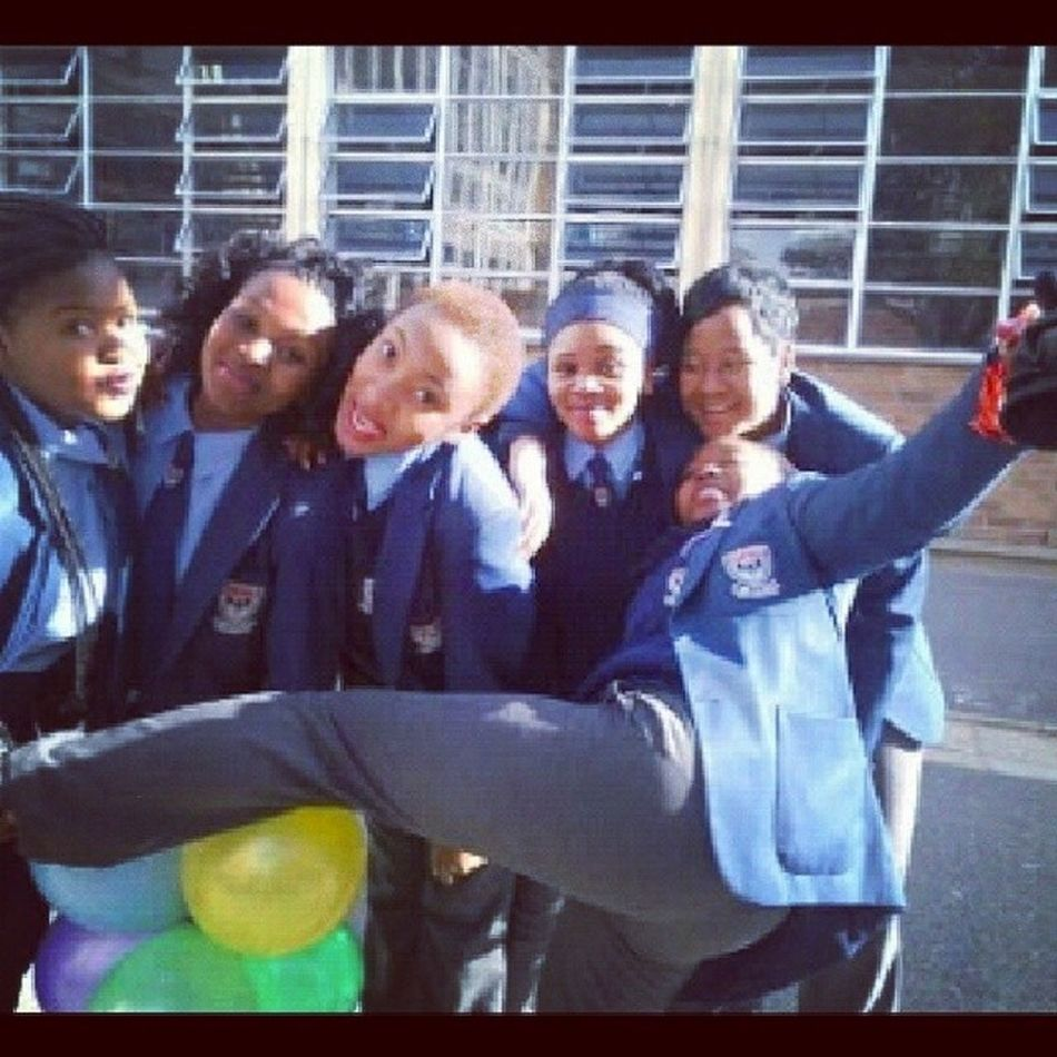 Zandy 'sB.day :D @school Mygurls Instajoy Instacray AyaTurntUp !! <3