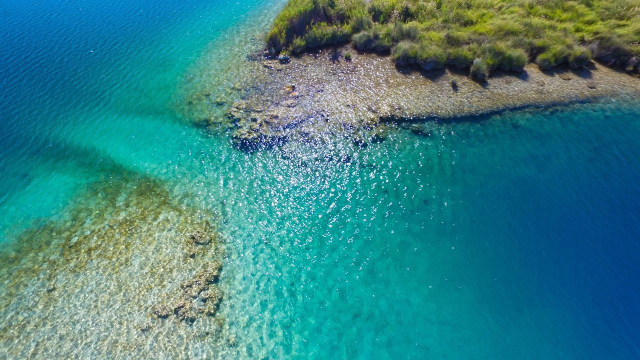 Dji DJI Phantom 3 Professional Dji Phantom Dronephotography Drone  Nicola Nelli Toscana Maremma Tuscany Aerial Shot Aerial Photography Caraibi Caribbean Caribbean Sea Lake Lago Lake View Nature Nature Photography Nature_perfection Naturelovers Picoftheday Picture Aerial View Aerialphotography