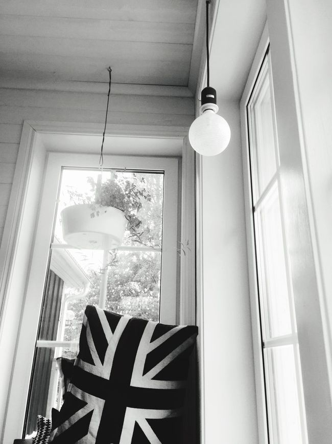 Relaxing Lookingup Laying On The Couch House Roof White Window Enjoying Life Light Architecture Plant Hello World Lamp