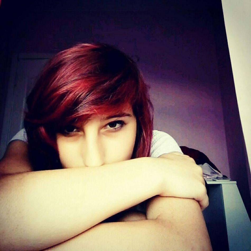 Ben Saçlarım Bakış Durus Kırmızı Kafalı Red Hair Redhair Red Color