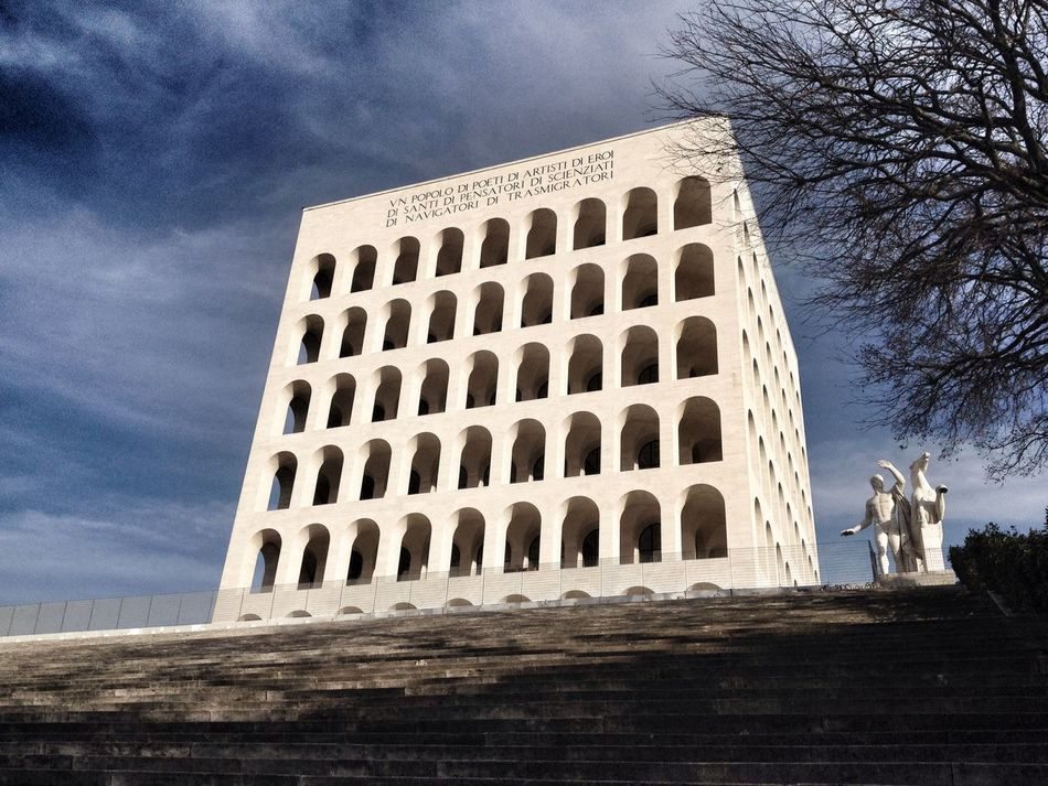 Sunday tour of Rome ... driving school with my daughter!!! Taking Photos Cityscapes Architecture On The Road