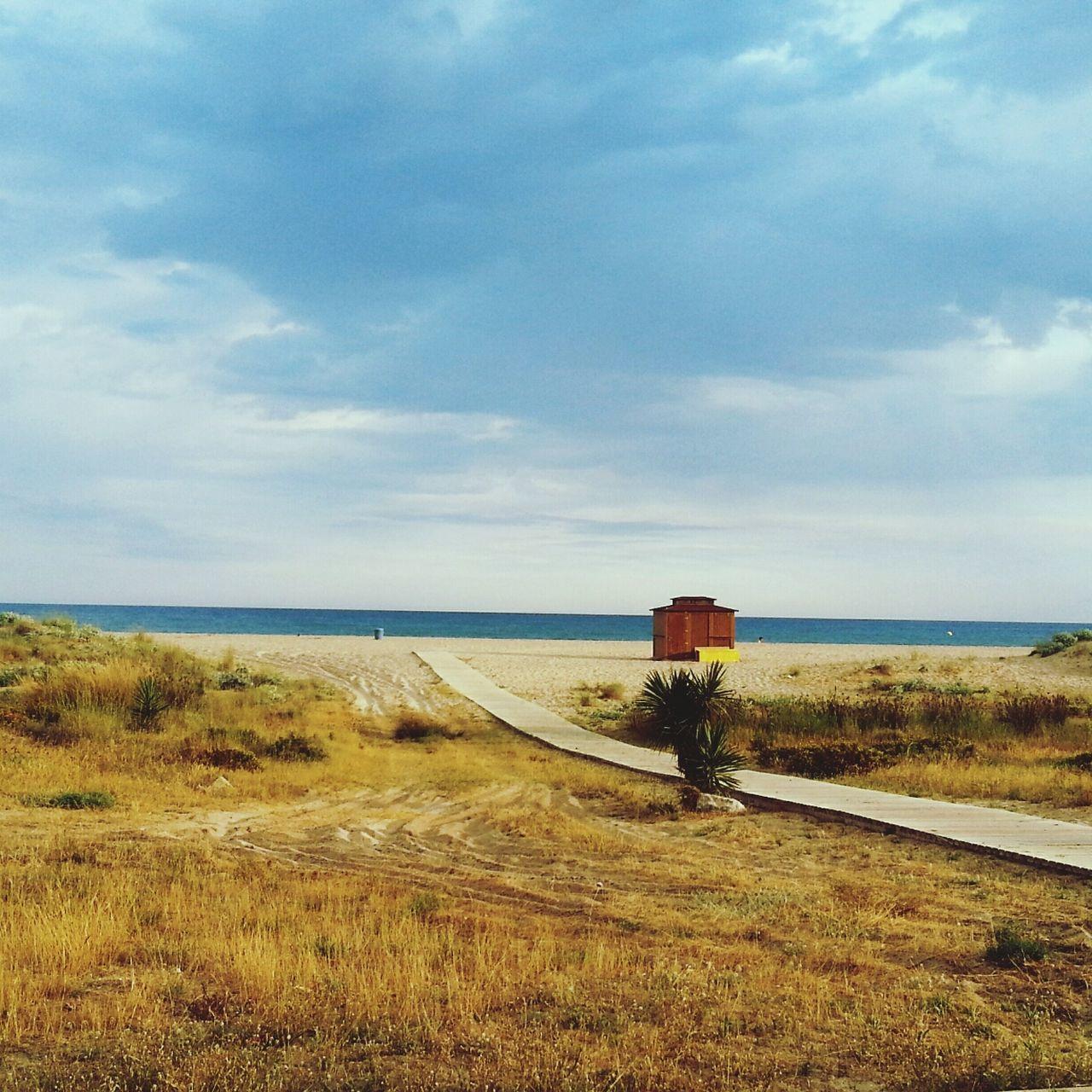Beautiful stock photos of ocean, Beach, Beach Hut, Boardwalk, Cloud