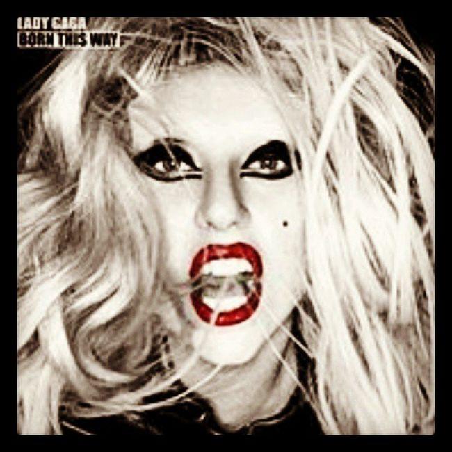 HappySecondBirthdayBornThisWay Gaga @Ladygaga