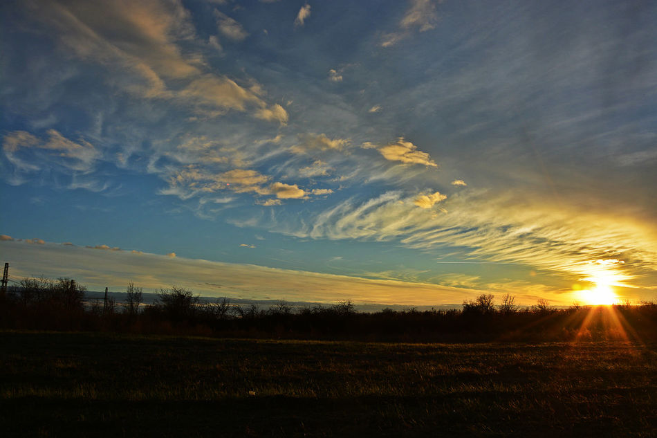 Sunset Szigetcsép