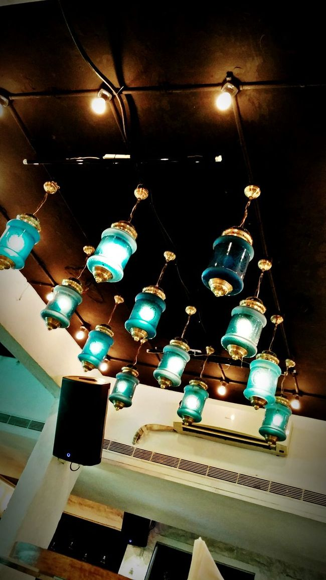 Illuminated Lighting Equipment Ceiling Indoors  Night Large Group Of Objects Electric Light Cable Light Fixture Lit Recessed Light No People Trippin' Lopa HangingLanterns Hanginglights Hanging Lamps