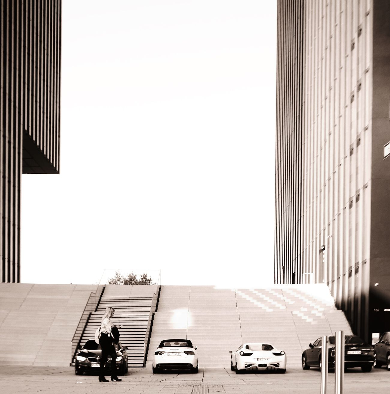Hot Walk Supercars
