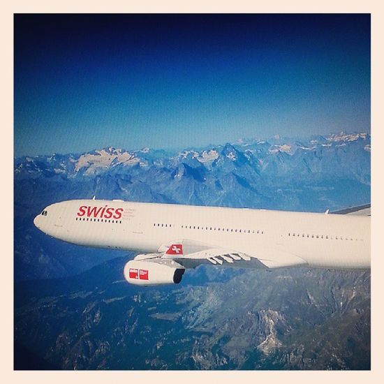 Swissair Airbus330 Aircrafts Airbus flying instapic instatravel instagood instagrammers instadaily instacool androidnesia androidonly