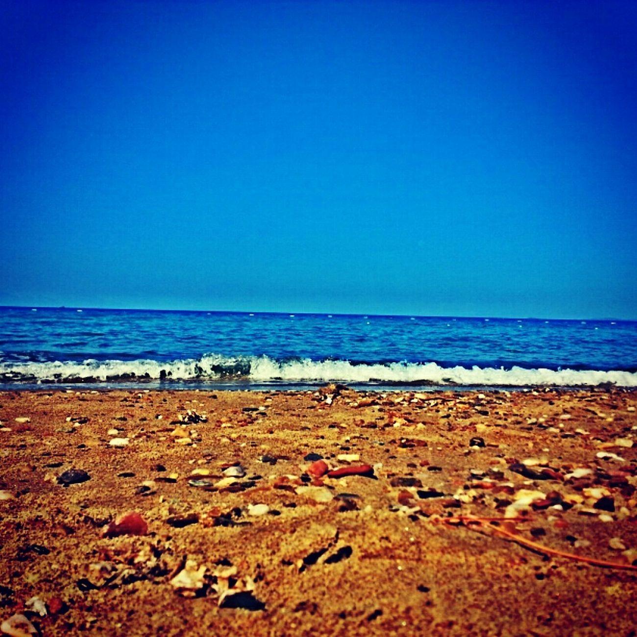 Deniz Kum Gunes Ozdere